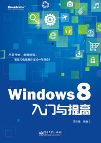 Windows 8入门与提高