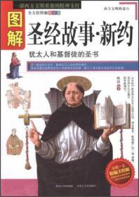 全方位图解白话版---图解圣经故事 新约