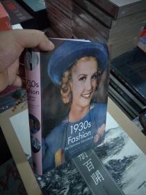 3本套装  正版1920s  1930s  1940s Fashion: The Definitive Sourcebook时尚复古女服装书 1930s Fashion: The Definitive Sourcebook20世纪30年代复古服装 时装