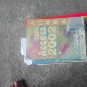 中文版Access 2002入门与提高