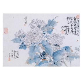 大来文化 吴浩 真迹字画 当代水墨大师 知名画家作品 收藏国画宣纸包邮00159