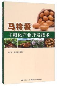 马铃薯主粮化产业开发技术