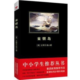 金银岛 黑皮新课标(一部陪伴美国儿童成长的经典读物,广为流传的海盗探险小说)