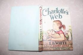 Charlotte's Web 夏洛的网 1952年精装