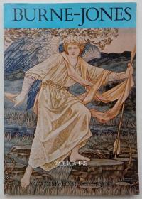 《伯恩·琼斯画集》1979年法国Academy Editions出版社