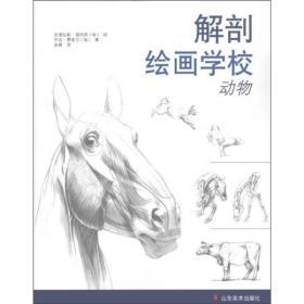 解剖绘画学校:动物