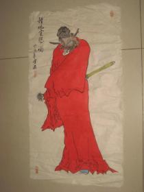 米耀泉老画(保真)