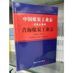 中国煤炭工业志 青海煤炭工业志(1991-2015)