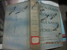 AUDUBON BOOK OF TRUE NATURE STORIES