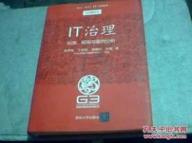 【正版】IT治理:标准.框架与案例分析
