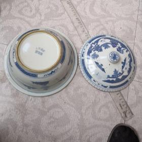 人民瓷厂汤碗