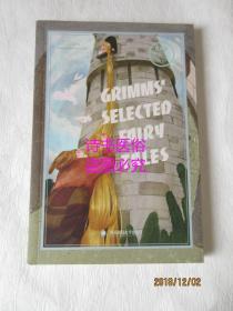 百词斩阅读计划:Grimmss Selected Fairy Tales、Aesops Fables(格林童话集+伊索寓言)2本合售