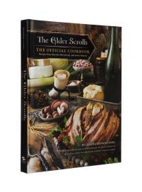 现货 The Elder Scrolls: The Official Cookbook 英文原版 上古卷轴:官方食谱