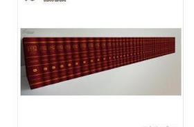 中国近代海关总税务司通令全编 (16开精装 全四十六册 原箱装)    9F25d