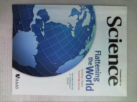 英文科学杂志 Science 2011/11/ NO.6057 外文原版英国著名杂志