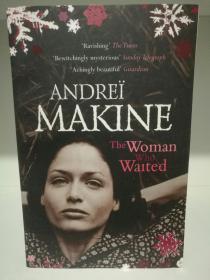 安德烈·马金 The Woman Who Waited by Andreï Makine (法国文学)英文原版书