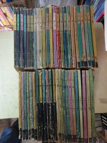 人物  【1983年(1—6期)、1984年(1—6期)、1985年(1—6期)、1986年(1—6期)、1987年(1、2、4、5、6期)、1988年(1—6期)、1989年(1—6期)、1990年(1—6期)】9共计55册