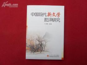 中国现代新文学批评研究