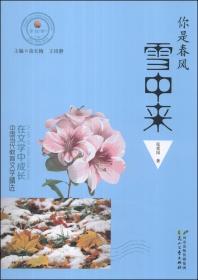 ☆在文学中成长·中国当代教育文学精选:你是春风雪中来