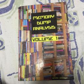Memory dump analysis anthology volumes 1
