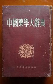 中国药学大辞典 下