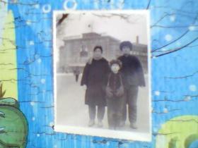 老照片;原长铁分局