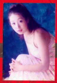 照片---【电视台流出的原版明星老照片:孙悦】5张。品如图。