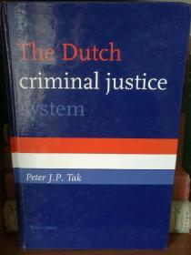 荷兰刑事司法系统 The Dutch Criminal Justice System (法律)英文版