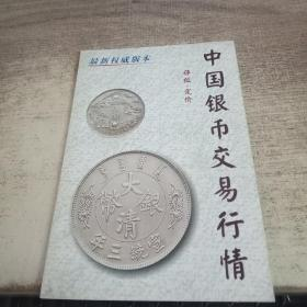 中国银币交易行情