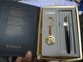 英国派克PARKER钢笔【盒装 内附PARKER工艺品】