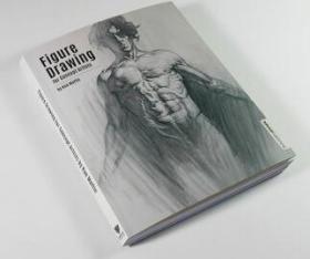 概念艺术家的绘图本 英文原版 Figure Drawing for Concept Artists