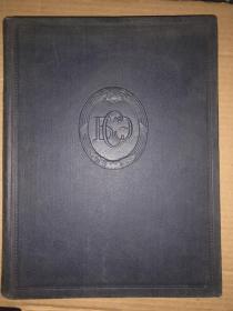 苏联大百科全书37 俄文版 精装