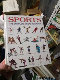 SPORTS THE COMPLETE VISUAL REFERENCE          新G3
