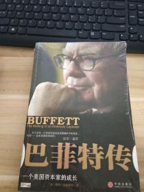 巴菲特传:一个美国资本家的成长
