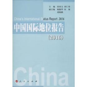 中国国际地位报告
