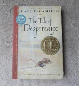 The Tale of Despereaux: Being the Story of a Mouse, a Princess, Some Soup and a Spool of Thread(毛边本)