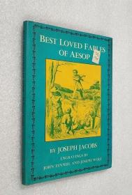 BEST LOVED FABLES OF AESOP BY JOSEPH JACOBS
