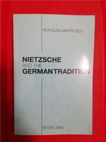 Nietzsche and the German Tradition (尼采和德国传统)研究文集