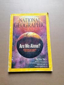 英文原版 美国国家地理杂志 2009年  详见图