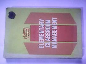 A HANDBOOK OF EXCELLENCE IN TEACHING ELEMENTARY  CLASSROOM  MANAGEMENT 原版英文《卓越课堂教学管理手册》