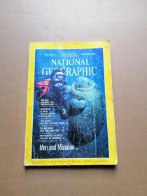 美国地理杂志1984年   英文原版