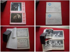 《浪荡人的一生》一套两册,中国戏剧1984.10一版一印10品,935号,电影连环画