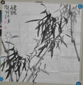 现代:杨顺来画作