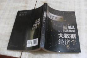 离散主义与后古典经济学丛书:大数据经济学(平装16开  2014年6月1版1印  有描述有清晰书影供参考)