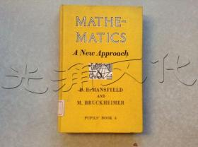 MATHE-MATICS:A New Approach.4---[ID:400307][%#383H8%#]
