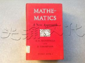 MATHE-MATICS:A New Approach.1---[ID:400314][%#383H8%#]