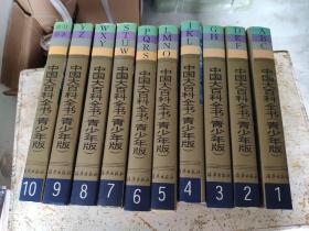 中国大百科全书:青少年版