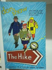 The Hike by Don Shaw (旅行)英文原版书