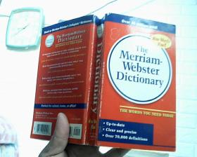 :THE MERRIAM WEBSTER DICTONARY