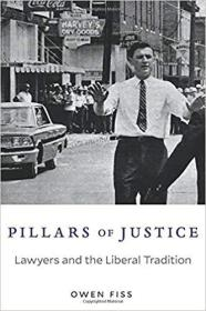 Pillars of Justice: Lawyers and the Liberal Tradition 9780674971868